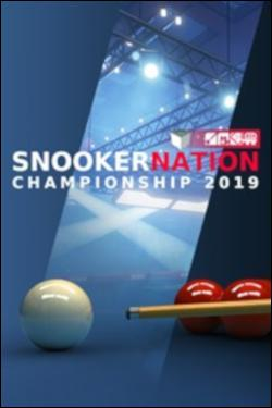 Snooker Nation Championship (Xbox One) by Microsoft Box Art