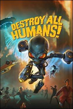 Destroy All Humans (Xbox One) by THQ Box Art