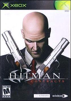 Hitman: Contracts Box art