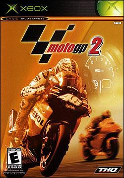 Moto GP 2 Box art