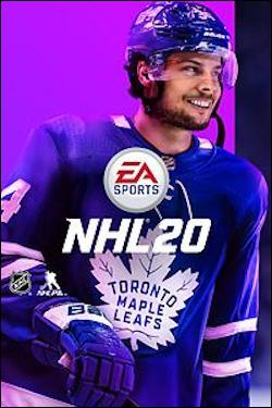NHL 20 (Xbox One) by Electronic Arts Box Art