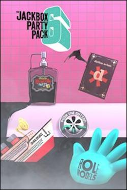 Jackbox Party Pack 6, The Box art