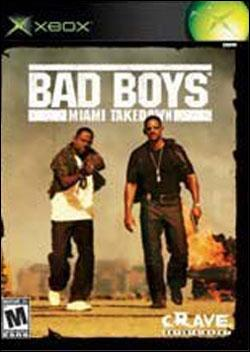 Bad Boys:  Miami Takedown (Xbox) by Crave Entertainment Box Art