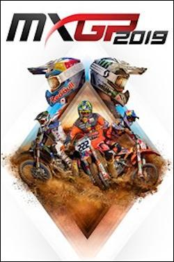 MXGP 2019 - The Official Motocross Videogame (Xbox One) by Microsoft Box Art