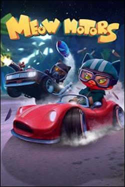 Meow Motors (Xbox One) by Microsoft Box Art