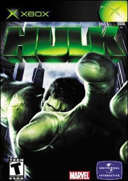 Hulk, The Box art