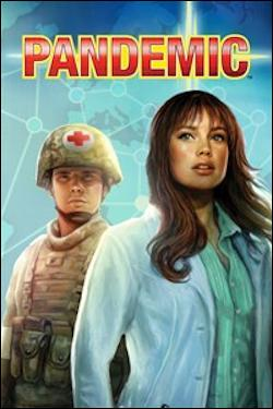 Pandemic: The Board Game (Xbox One) by Microsoft Box Art