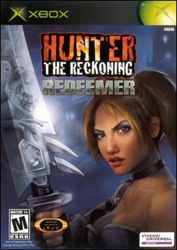 Hunter: The Reckoning Redeemer Box art