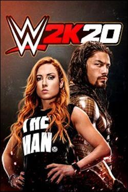 WWE 2K20 (Xbox One) by 2K Games Box Art