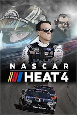 NASCAR Heat 4 Box art