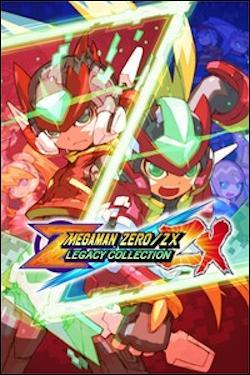 Mega Man Zero/ZX Legacy Collection (Xbox One) by Capcom Box Art