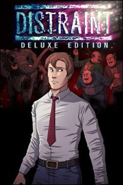 DISTRAINT: Deluxe Edition (Xbox One) by Microsoft Box Art