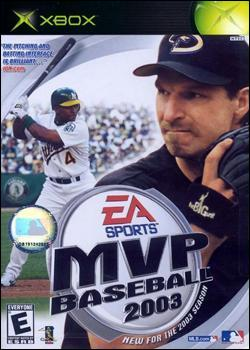 MVP Baseball 2003 Box art
