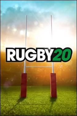Rugby 20 (Xbox One) by Microsoft Box Art