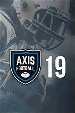 Axis Football 2019 (Xbox One) by Microsoft Box Art