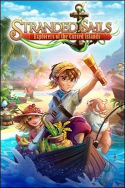 Stranded Sails - Explorers of the Cursed Islands (Xbox One) by Microsoft Box Art
