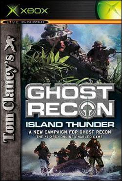Tom Clancy's Ghost Recon: Island Thunder Box art