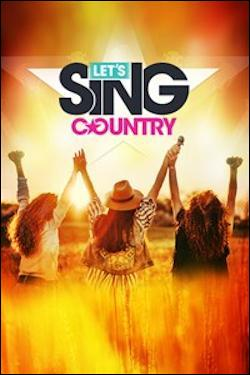 Let's Sing Country (Xbox One) by Deep Silver Box Art