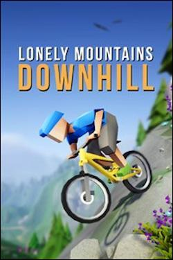 Lonely Mountains: Downhill (Xbox One) by Microsoft Box Art
