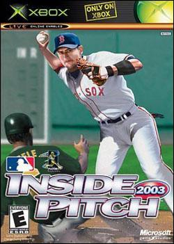 Inside Pitch 2003 (Xbox) by Microsoft Box Art