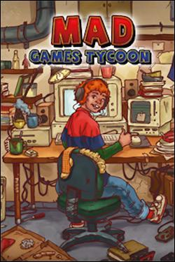 Mad Games Tycoon (Xbox One) by Microsoft Box Art