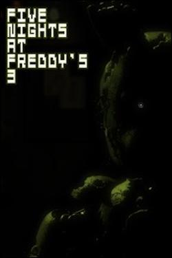 Five Nights at Freddy's 3 (Xbox One) by Microsoft Box Art