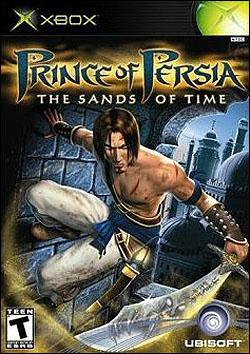 Prince of Persia: The Sands of Time (Xbox) by Ubi Soft Entertainment Box Art