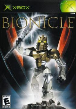 Bionicle: The Game (Xbox) by Electronic Arts Box Art