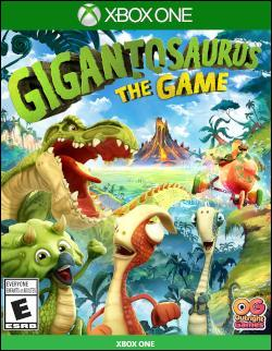 Gigantosaurus: The Game (Xbox One) by Microsoft Box Art