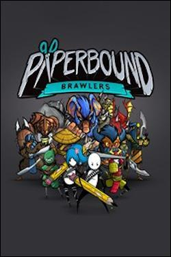 Paperbound Brawlers (Xbox One) by Microsoft Box Art