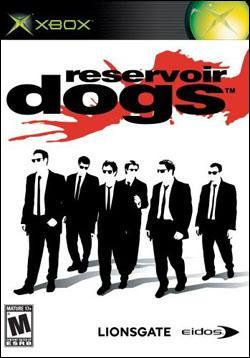 Reservoir Dogs (Xbox) by Eidos Box Art