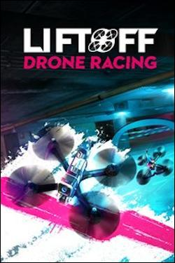 Liftoff: Drone Racing Box art