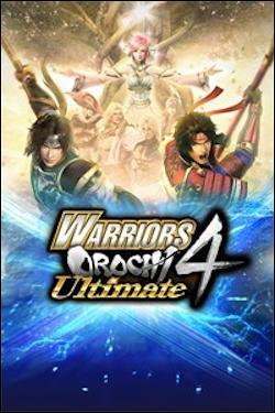 WARRIORS OROCHI 4 Ultimate Box art