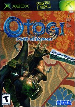 Otogi: Myth of Demons Box art