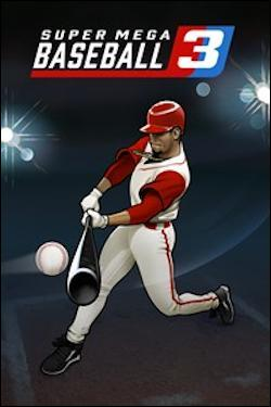Super Mega Baseball 3 Box art
