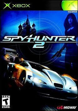 Spy Hunter 2 Box art