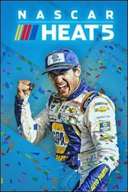 NASCAR Heat 5 (Xbox One) by Microsoft Box Art