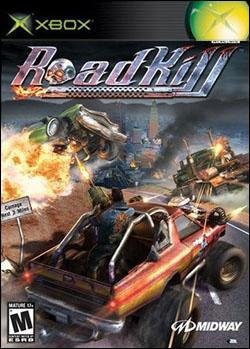 Road Kill Box art