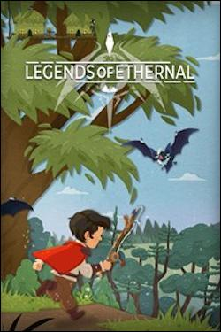 Legends of Ethernal (Xbox One) by Microsoft Box Art