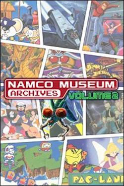 NAMCO MUSEUM ARCHIVES Vol 2 (Xbox One) by Ban Dai Box Art