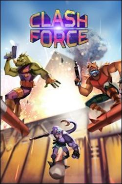 Clash Force (Xbox One) by Microsoft Box Art