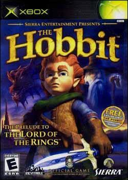 The Hobbit Box art