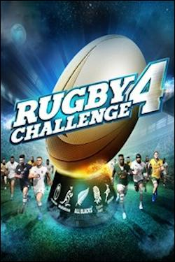 Rugby Challenge 4 (Xbox One) by Microsoft Box Art