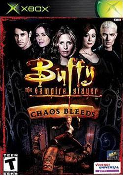 Buffy the Vampire Slayer: Chaos Bleeds (Xbox) by Vivendi Universal Games Box Art