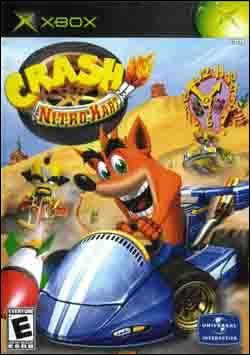 Crash Nitro Kart Box art