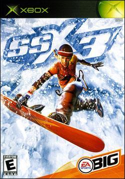 SSX 3 (Xbox) by Electronic Arts Box Art