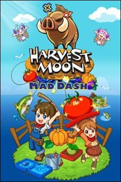 Harvest Moon: Mad Dash (Xbox One) by Microsoft Box Art