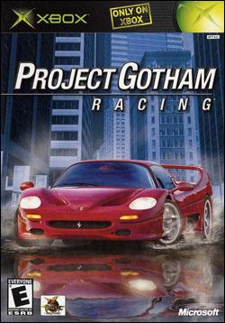 Project Gotham Racing (Xbox) by Microsoft Box Art