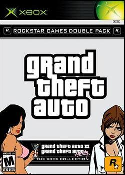 Grand Theft Auto: Double Pack (Xbox) by Take-Two Interactive Software Box Art