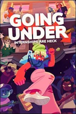 Going Under (Xbox One) by Microsoft Box Art